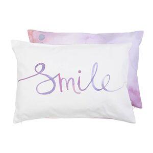 Bavlněný povlak na polštář Smile - 35*50 cm Clayre & Eef