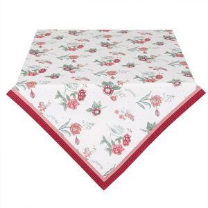 Běhoun na stůl Everyday Flower - 50*160 cm Clayre & Eef