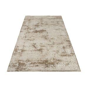 Béžovo-krémový koberec s ornamenty Vintage- 200*300cm J-Line