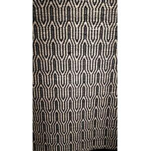 Černobílý koberec Monica Ivory - 160*230 cm Colmore by Diga