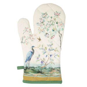 Chňapka Birds in Paradise - 18*30 cm Clayre & Eef