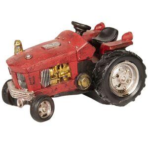 Dekorace traktor - 14*9*9 cm