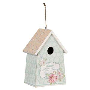 Dekorační ptačí budka - 16*17*25 cm Clayre & Eef
