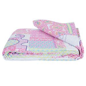 Dětský přehoz na postel Quilt 167 - 180*260 cm Clayre & Eef