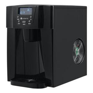 Přístroj na výrobu ledu PIM200L v černé barvě