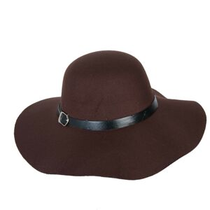Elegantní dámský klobouk Lea hnědý Clayre & Eef