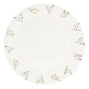 Jidelní talíř Lucky Chicken - Ø 28 cm Clayre & Eef