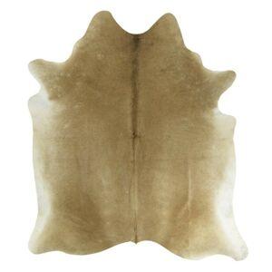 Koberec kravská kůže béžová - 150*250*0,3cm