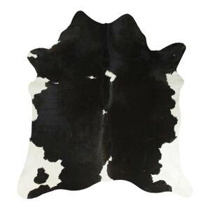 Koberec kravská kůže černá / bílá - 250*150*0,3cm