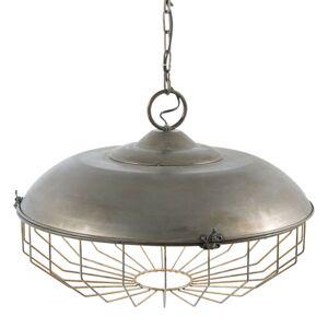 Kovové industriální světlo - Ø 51*140 cm Clayre & Eef