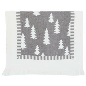 Kuchyňský froté ručník Let´s Stay Home - 40*60 cm
