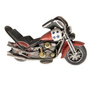 Dekorační magnet Motorka - 9*2*5 cm