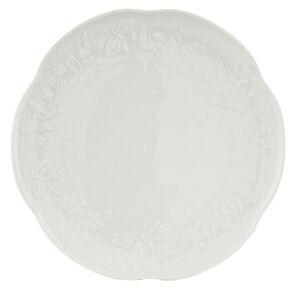 Mělký keramický talíř Graceful Butterfly – Ø 26 cm Clayre & Eef