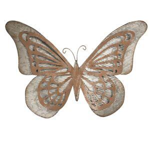 Nástěnná dekorace Motýl - 49*7*35 cm