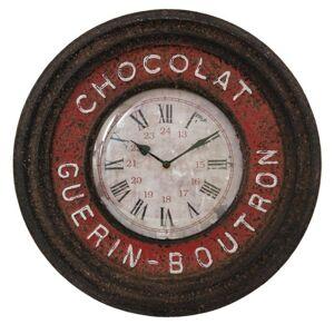 Nástěnné hodiny Ø 47*8 cm Clayre & Eef