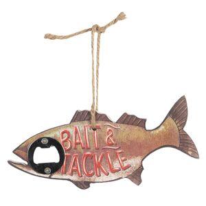 Otvírák na láhve Ryba - 20*2*9 cm