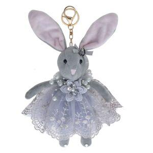 Plyšový králíček v sukýnce na zavěšení I - 20 cm