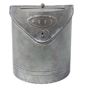 Poštovní retro schránka - 24*10*29 cm