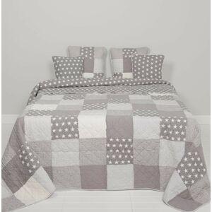Přehoz na jednolůžkové postele Quilt 095 -  180 * 260cm Clayre & Eef