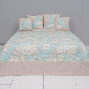 Přehoz na jednolůžkové postele Quilt 178 - 180*260 cm Clayre & Eef