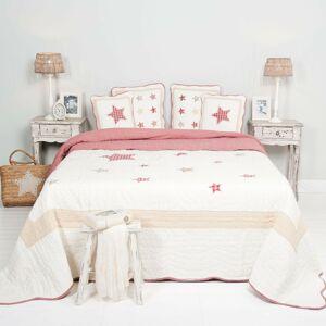 Přehoz na postel Hvězdičky - 140*220 cm Clayre & Eef