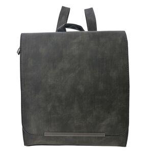 Šedý batoh Dusty - 30*27 cm