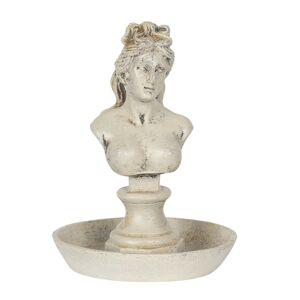 Stojánek na šperky Dáma - Ø 13*17 cm