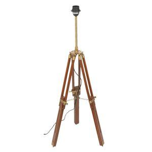 Stolní lampa Tripod bez stínítka  - 65cm Clayre & Eef