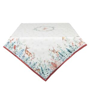 Ubrus na stůl Dearly Christmas -150*250 cm Clayre & Eef