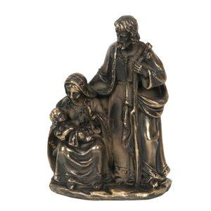 Vánoční dekorační Betlém antik - 13*8*19 cm