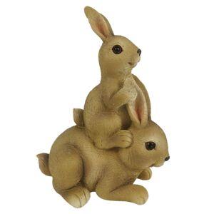 Velikonoční dekorace králíčků - 10*6*12 cm