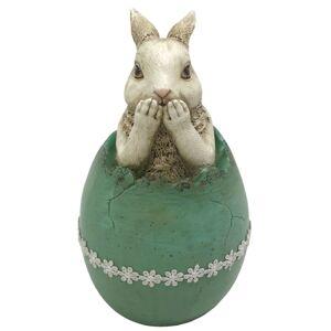 Zajíc ve vajíčku - 20 cm Bell Arte