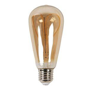 Žárovka Antique LED Bulb Heart - Ø 6*14 cm E27/3W