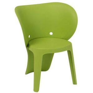 Zelená dětská židle Elephant - 40*48*55 cm J-Line